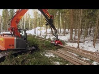 Log Max 4000T Hitachi Zaxis