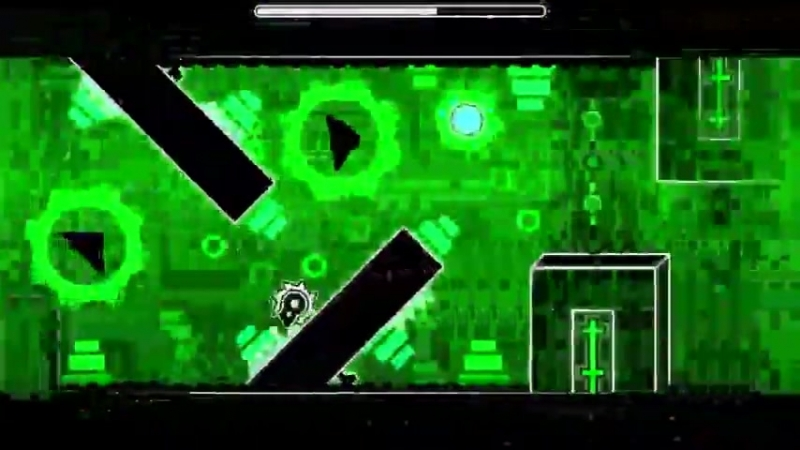 Geometry Dash Ascend Very Hard Demon by