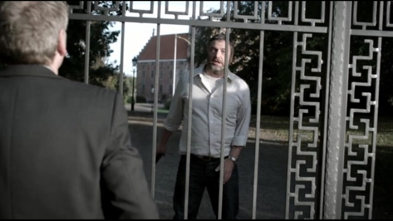 Валландер Человек который улыбался Англия Детектив 2010