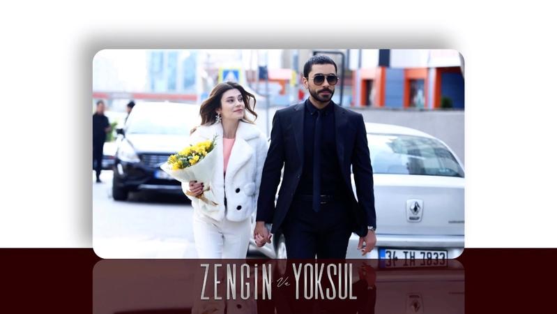 """Zengin ve Yoksul on Instagram: """"Aşkın büyüsüyle kendini kaybeder insan... ZenginveYoksul yeni bölümüyle Pazar 20.00'de atv'de! . BinnurKaya @gok..."""