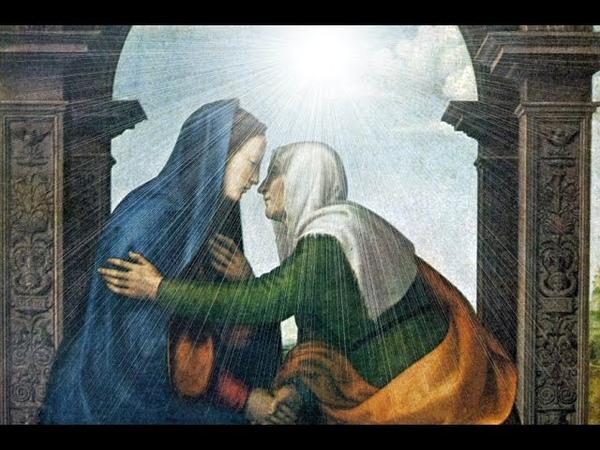 Magnificat ( Cantique de Marie ) en FRANCAIS