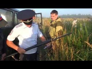 В Пензенской области Росгвардия и полиция предлагают гражданам добровольно сдать оружие и боеприпасы