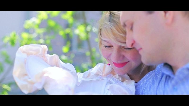 Очень красивая и добрая выписка из родильного дома Москва 2018 Видеосъемка в роддоме