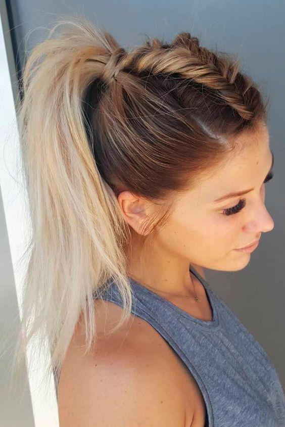 Больше объема: 10 вариантов причесок для тонких волос, изображение №10