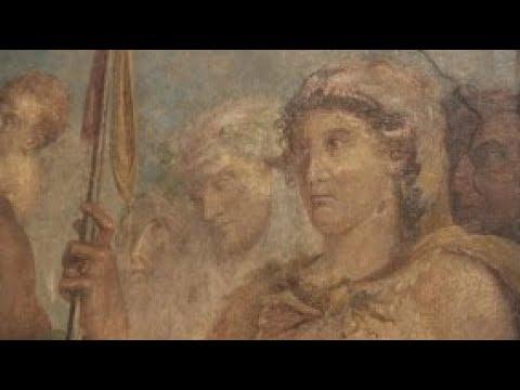 Выставка Возрождённые из пепла Шедевры Помпей и Геркуланума