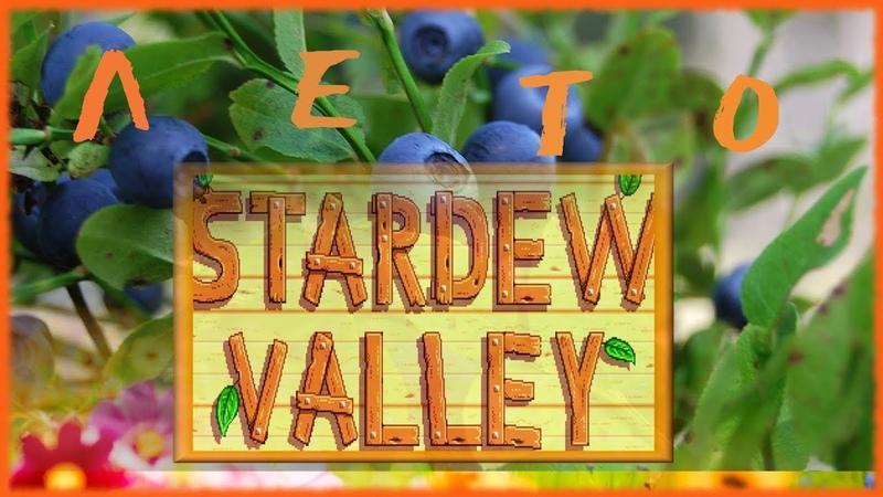 Stardew Valley, Видеодневник фермера. Год 1. Лето– 1. Суматошное начало сезона