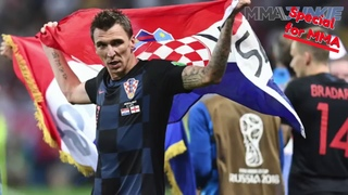 Бойцы UFC делятся прогнозами на финал чм по футболу : Франция или Хорватия