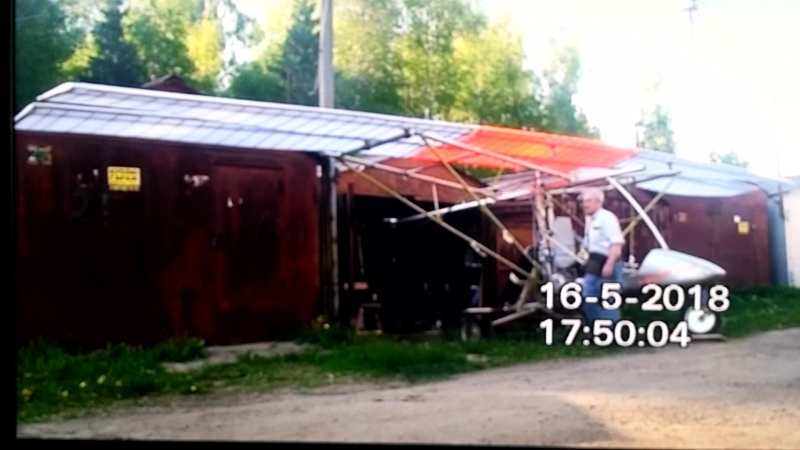 Махолет Ornithopter Валерий П Дарьин Valerii P Darin 20180524 173145