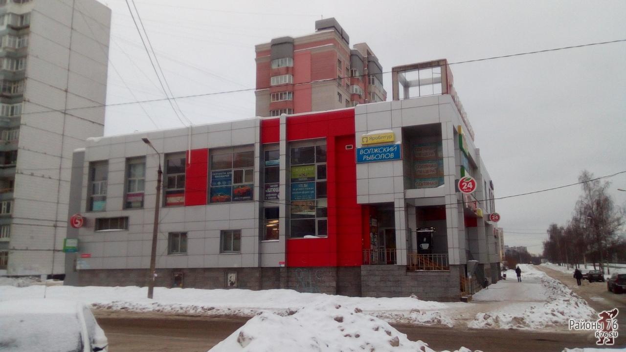 Во Фрунзенском районе Ярославля два торговых центра оказались неготовыми к пожарам