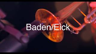Baden Eick live improvisation A duo with Mathias Eick and Peter Baden