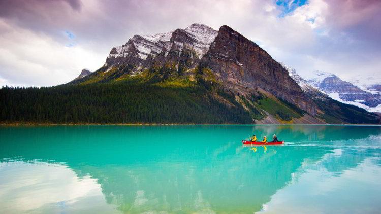 Озеро Луиз. Канада, изображение №2