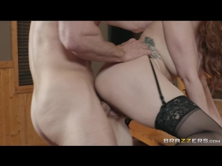 Cabin Fever Lauren Phillips & Johnny Sins Brazzers Exxtra
