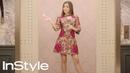 Isabela Moner 2019 Golden Globes Elevator InStyle