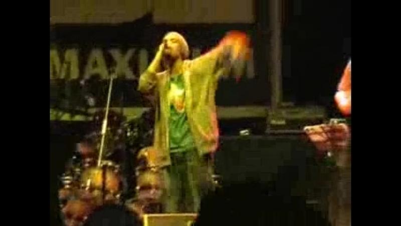 2008 08 10 IQ x JahGun Band Пути live camera 1 Moscow Reggae Summer Splash Б1 Maximum Москва