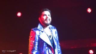 Q ueen + Adam Lambert - Fat B ottomed Girls - P ark Theater - Las Vegas -