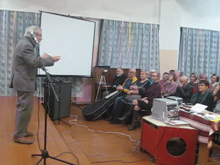 Ботово. Фестиваль поэзии памяти В.Федотова. иколай Бушенев. #ВидеоМИГ