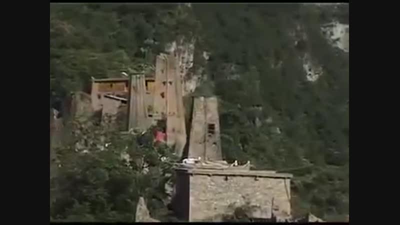 В Китае найдены родовые башни, как на кавказе. Чечня, Осетия, Ингушетия. (ЭТО ЖЕ КАКОЕ РАССТОЯНИЕ!)