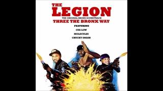 The Legion - Three The Bronx Way (Full Album)