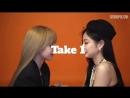 Обновление Инстаграма Cosmopolitan Korea с Дженни и Лисой 02.08.18: