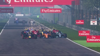 F1 2018 Nascar + Formula One Mix mod