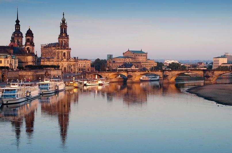 5 причин поехать в Дрезден