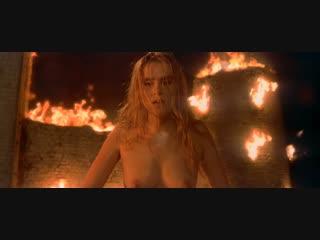 "Эммануэль Сенье (Emmanuelle Seigner sex scenes in ""The Ninth Gate"" 1999)"