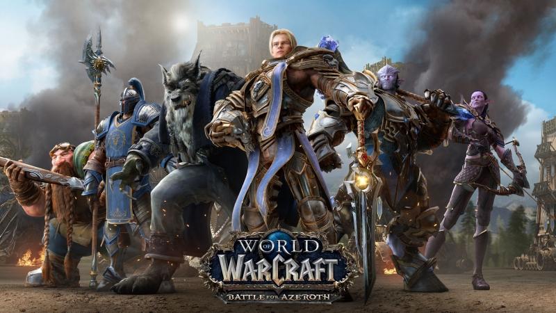 World of Warcrft. Ночной стрим для расслабления 3