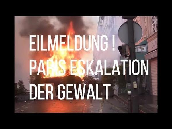 Der Patriot Eilmeldung Schwerverletzte in Paris