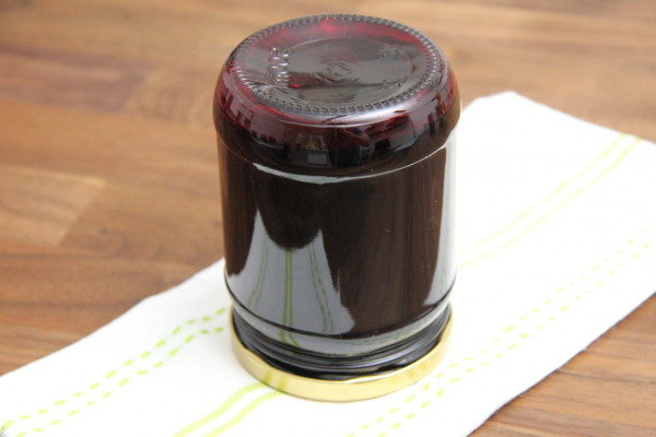 Варенье из черной смородины без косточек, изображение №12