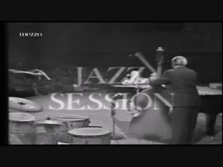Milton Buckner Trio & Big Joe Turner - Swing and Blues - Paris 1971