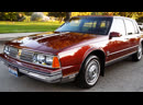 Автомобиль Oldsmobile Ninety Eight Regency Brougham 1985 года