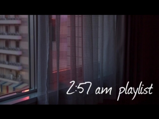 when u cant sleep at night _ soft korean songs