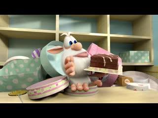 Буба - Все серии подряд (25 серии+бонус!) - Мультфильм для детей