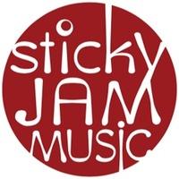 Логотип Sticky Jam Music / Липкий Джем