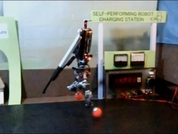 BC 6 Million falling over !(Level 1 Field athlete robot)