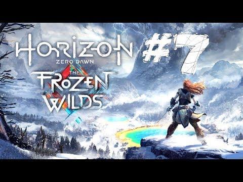 Давайте сыграем в Horizon Zero Dawn The Frozen Wilds 7