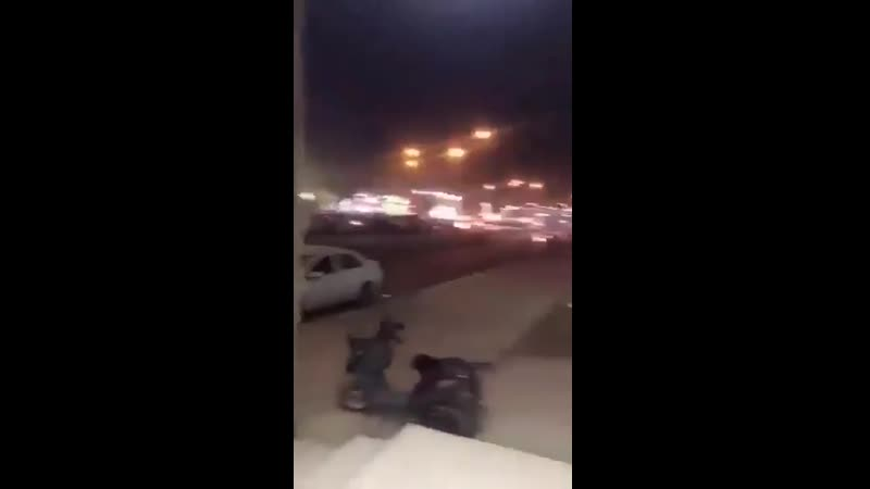 The 8th Explosion has now hit a popular street in Kirkuk