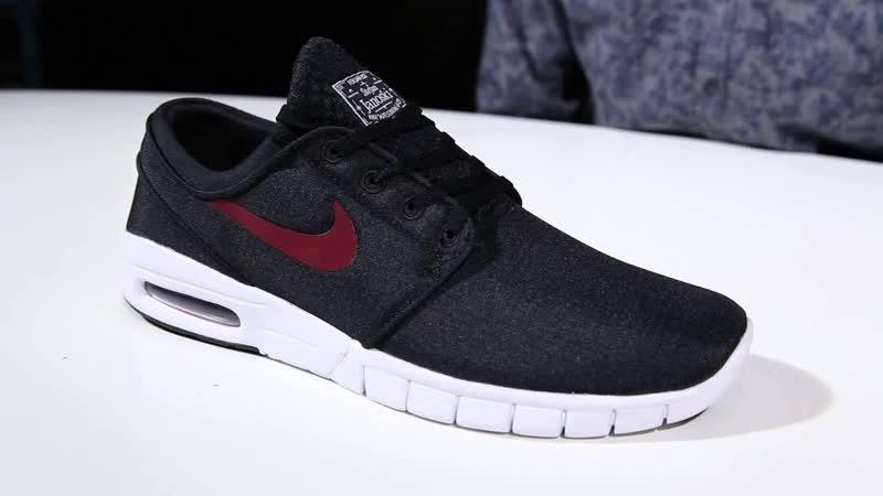 Мужская обувь для скейтбординга Nike SB Portmore II Ultralight Антрацитовые