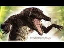 Primeval Pristichampsus