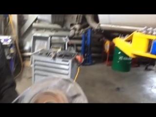 Загудел передний ступичный подшипник на toyota vista😣 ☎️Звоните 228-73-93 #автомобили#авто#машины#тачки#красноярск#ремонткрасноя