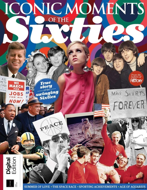 Iconic Moments of the 60s