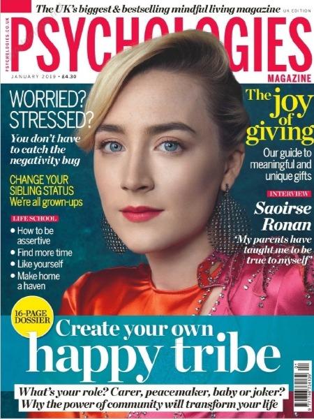 Psychologies UK - January 2019