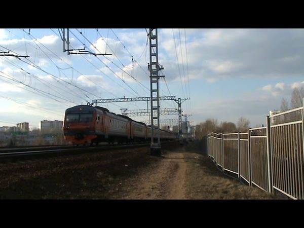 Электропоезд ЭД4М-0429