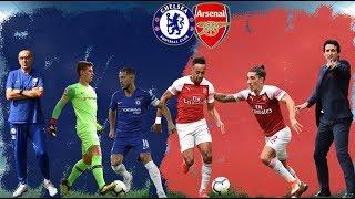 Chelsea vs Arsenal Post Match Review | Iwobi & Guendouzi Shine