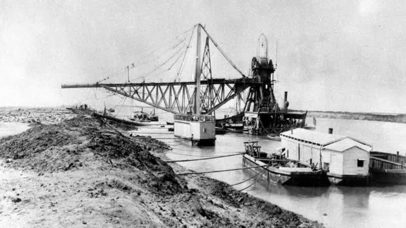 Национализация Суэцкого канала