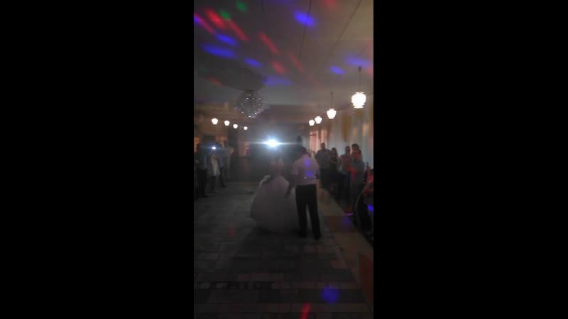 Первый танец наших любимых,семьи Андрея и Екатерины Жучковых