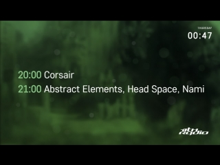 Corsair / abstract elements, head space and nami live @ breakpoint / гречафанк шоу ()