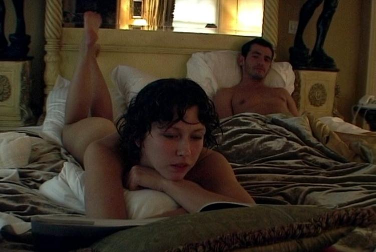 Секс Сцена Со Стэйси Мартин – Нимфоманка: Часть 1 (2013)
