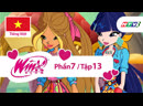 Những Nàng Tiên Winx Xinh Đẹp: Phần 7, Tập 13 - «Bí Mật Của Kỳ Lân» (Tiếng Việt, HTV3)