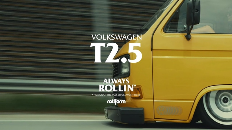 Joe and Kaggy VW T25 | Always Rollin' - Wörthersee 2018 S.6